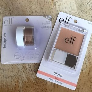 e.l.f. Eyeshadow and blush combo